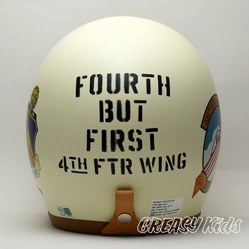"BUCO U.S.AIR FORCE ""FOURTH BUT FIRST"" (Sサイズ)"